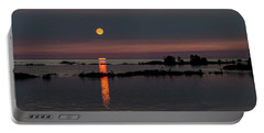 Portable Battery Charger featuring the photograph Eternal Summer by Doug Gibbons