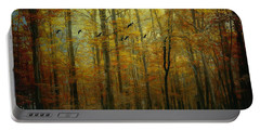 Ethereal Autumn Portable Battery Charger