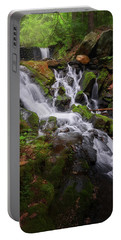 Portable Battery Charger featuring the photograph Ethereal Solitude by Bill Wakeley