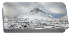 Etive Mor Winter Portable Battery Charger