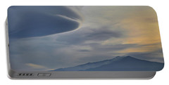 Etna Clouds Portable Battery Charger