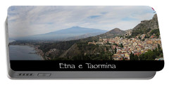 Etna E Taormina Portable Battery Charger
