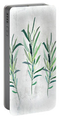 Eucalyptus Branches Portable Battery Charger