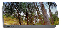 Eucalyptus Grove Portable Battery Charger