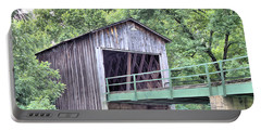 Euharlee Creek Covered Bridge Portable Battery Charger