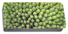 Euphorbia Portable Battery Charger by Delphimages Photo Creations