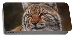 Eurasian Lynx Portable Battery Charger