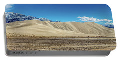 Eureka Dunes - Death Valley Portable Battery Charger
