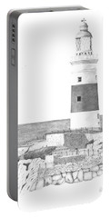 Europa Point Lighthouse Portable Battery Charger