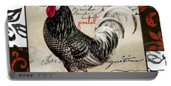 Europa Rooster IIi Portable Battery Charger by Mindy Sommers