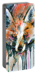 European Red Fox Portable Battery Charger