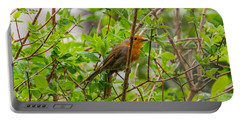 European Robin Portable Battery Charger