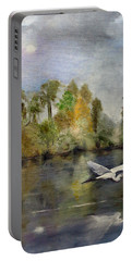 Evening Flight Portable Battery Charger