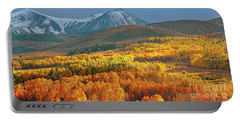 Evening Aspen Portable Battery Charger