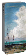 Evening Cloud Portable Battery Charger