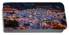 Evening In Competa Portable Battery Charger