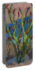 Evening Ocotillo Portable Battery Charger