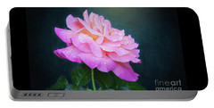 Evening Rose Portable Battery Charger
