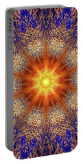 Event Horizon 003 Portable Battery Charger by Phil Koch