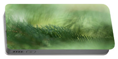 Evergreen Mist Portable Battery Charger
