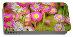 Everlasting Daisies, Kings Park Portable Battery Charger