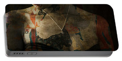 Portable Battery Charger featuring the digital art Every Picture Tells A Story by Paul Lovering