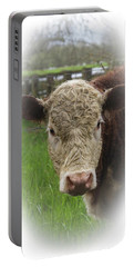 Everybody Loves A Cow Portable Battery Charger