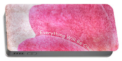 Everything Will Be Okay Portable Battery Charger