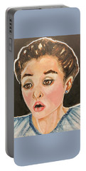 Evgenia Medvedeval Portable Battery Charger