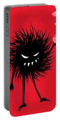 Evil Bug With A Love Potion Portable Battery Charger