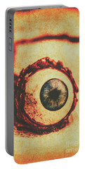 Evil Eye Portable Battery Charger by Jorgo Photography - Wall Art Gallery