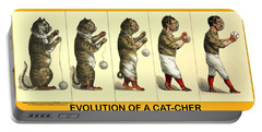 Evolution Of A Cat-cher Portable Battery Charger