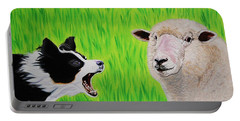 Ewe Talk'in To Me? Portable Battery Charger