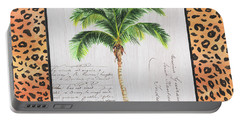 Exotic Palms 1 Portable Battery Charger