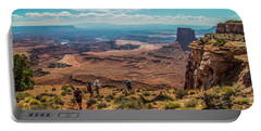 Expansive View Portable Battery Charger