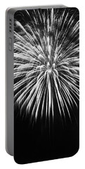 Portable Battery Charger featuring the photograph Explosion by Colleen Coccia