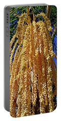 Portable Battery Charger featuring the photograph Expressionalism Cascading Seed Pod by Aimee L Maher Photography and Art Visit ALMGallerydotcom