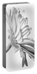 Portable Battery Charger featuring the photograph Exquisite Gerbera Daisy  by Anita Oakley