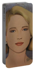 Exquisite - Jennifer Lawrence Portable Battery Charger