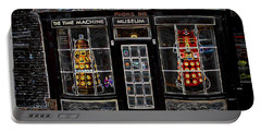 Exterminate Exterminate Portable Battery Charger by Pennie  McCracken