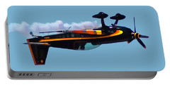 Extra 300s Stunt Plane Portable Battery Charger
