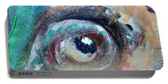 Eye Go Slow Portable Battery Charger