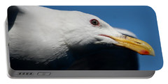 Eye Of A Seagull Portable Battery Charger