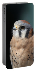 Portable Battery Charger featuring the photograph Eye Of Focus by Laddie Halupa
