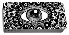 Eye Of March Portable Battery Charger