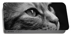 Eye Of The Cat Portable Battery Charger