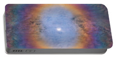Portable Battery Charger featuring the photograph Eye Of The Eclipse  by Darren White