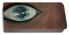 Eye Of The World Portable Battery Charger