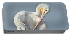 Eye On The Details Portable Battery Charger by Fraida Gutovich