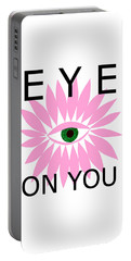 Eye On You Portable Battery Charger